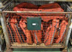 14x Medical Canvas Bags