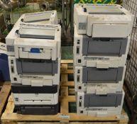 Redundant office printers