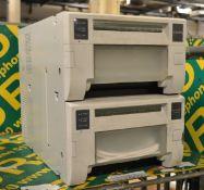 Mitsubishi Electric CP-D707DW Digital Color Printer