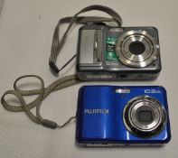2x Fujifilm cameras