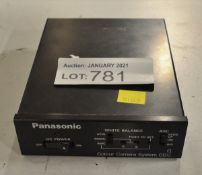 Panasonic Colour Camera System - CD1