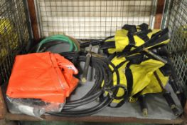 Fire Hand Spray Pack, Nozzles, Water Foot Pump