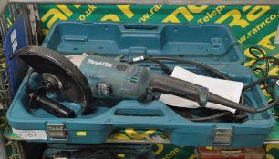 Makita GA9020S Angle Grinder with Case