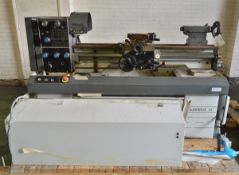 Colchester Clausing 13inch Lathe - serial 306656 25958 - gap bed