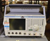 Marconi Instruments 6200B Microwave Test Set - 10MHz - 20GHz & Shipping Case with Wheels