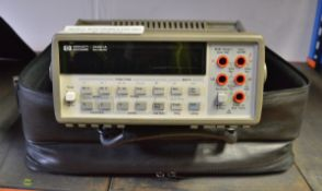 HP 34401A Multimeter