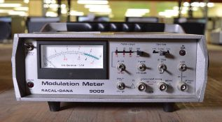 Racal-Dana 9009 Modulation Meter (No power cable)