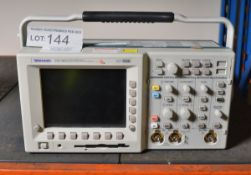 Tektronix TDS 3052 Two Channel Color Digital Phosphor Oscilloscope - 500MHz - 5 GS/s NSN -