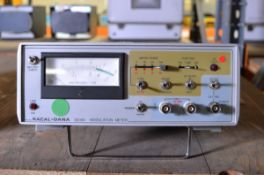 Racal-Dana 9009A Modulation Meter (No power cable)