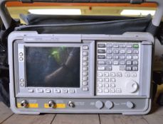 Agilent E4402B ESA-E Series Spectrum Analyzer - 100Hz - 3.0GHz