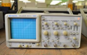 GW Instek GOS-6112 Oscilloscope - 100MHz