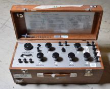 Cam Metric Portable Wheatstone Bridge Set