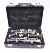 Selmer Series 10 G Clarinet with Case. Serial No. Z1147.