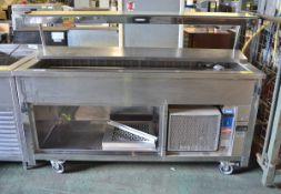 Moffat VCRW5 Versicarte Refrigerated Food Servery Unit