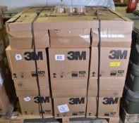 3M Brown Box Sealing Tape 48mm x 66M - 36 Per Box - 42 boxes