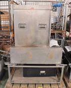 Karcher St/Stl Cooker Stand Set, Baking and Roasting Oven W 650 D 500 H 740mm, Karcher BFK