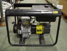 HomeLite LR4300 7.5hp Petrol Generator