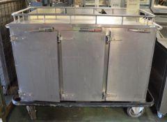 Corsair Heated Trolley