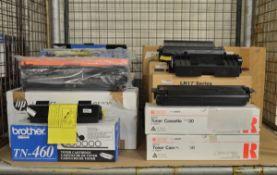 HP LaserJet C4197A Fuser Kit 110v, HP LaserJet CP5525 Print Cartridge, 2x Premium LaserJet