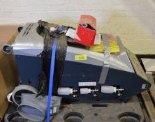 Konfort K605E Aircon Recharge Unit