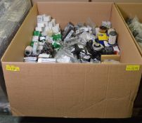Vehicle Parts - Rocker Arms, Reverse Light Switches, Brake Master Cylinders, Pad Sets, Eng