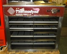 Thermodyne 700CT Holding Cabinet (no doors)