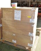 Bunzl catering supplies 85oz paper buckets - Farmer Joe Chicken - decals - 200 per box - 1