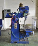 Cincinnati Milacron TM66DD Milling Machine - 440v - Serial No. 6J1F5WF168
