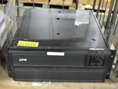 Printer cartridge, APC Network UPS unit