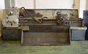 Colchester Mascot 1600 Lathe - Serial Number 7/0006/07853