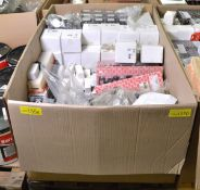 Vehicle Parts - Air, Oil & Fuel Filters, Exhaust Parts, handbrake cables, oil filters, clu