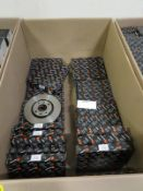 Vehicle parts - Brake discs - see picture of itinerary for model numbers and quantites - P