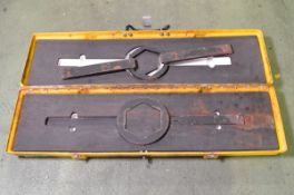 Special Tool Kit Wrench in transit case