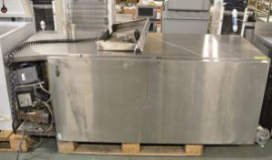 Foster PROG600L Upright Freezer (as spares & repairs)