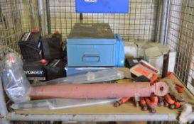 ATA Abrasives Discs Bolt Pin Tool Box Parts Of a Puller, Lucas AC5B-24-6M Alternator, ABR