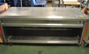 Bartlett Hot Food Serving Locker L1900 x W780 x H850mm