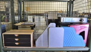 Office Equipment - File / Document Holders, Stands