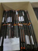 418x VWB1053M Wiper Blades - see pictures for itinerary - Please note that the itinerary o