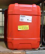 HBU9698 85W 140 gear oil 20LTR