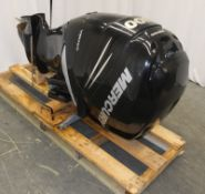 Mercury Verado Outboard engine 2008 - 300XL L6 - serial 1B689399 - hours run 690 - can be