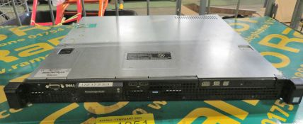 Dell Poweredge R220 Server Unit