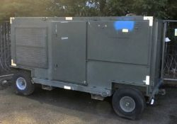 EAS MA-3D Trailer Mounted Air Conditioner L3800 x W1880 x H1900mm