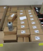 Vehicle parts - Fuel filters - see picture of itinerary for model numbers and quantites -