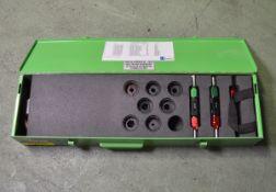 Dubuis C130 Hydraulic Crimping Tool Set