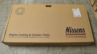 Nissens Radiator 62519A - Mercedes Sprinter CDI 00 onwards
