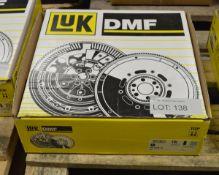 LUK Dual Mass Flywheel 415 0349 10 - Audi
