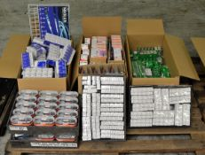 Assorted Light Bulbs - See photos for part numbers