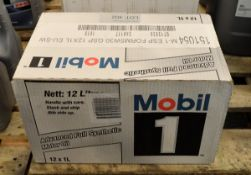 12x 1L Mobil 1 5W-30 Advanced Fully Synthetic Motor Oil