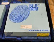 Blue Print Brake Disc ADA104363