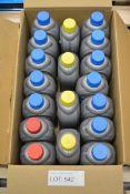 18x 1L Bluecal Coolant 0E 30/34, OE 05, OE48
